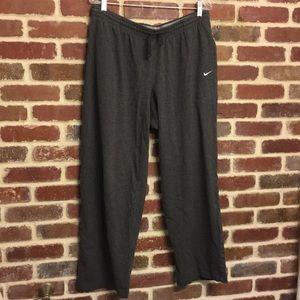 Nike gray sweatpants